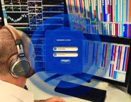 Nro 15 kilpailuun Create an awesome website background image käyttäjältä Watfa3D