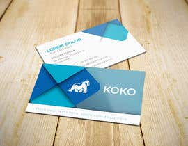 #3 для I'm looking for a logo to represent my new business consultancy firm Koko. I am wanting a modern design with a mascot in the form of a gorilla.   Ideally no more than 2-3 colours. There could even be room for a jungle like theme от dobreman14