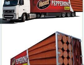 Nro 37 kilpailuun Make truck wrap artwork käyttäjältä Azhoeck