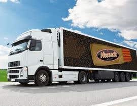 Nro 21 kilpailuun Make truck wrap artwork käyttäjältä osamaismail999