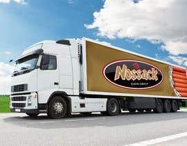 Nro 51 kilpailuun Make truck wrap artwork käyttäjältä osamaismail999