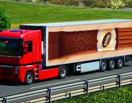 Nro 43 kilpailuun Make truck wrap artwork käyttäjältä Polsmurad