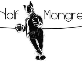 #24 för Logo Design for half mongrel av fuzzyfish