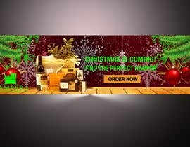 #17 for Hamper Christmas Banner by youshohag799