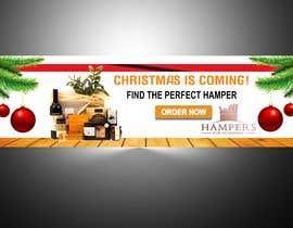 #18 for Hamper Christmas Banner by youshohag799