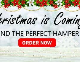 #20 for Hamper Christmas Banner by sabbirhossaino
