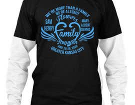 #5 untuk Graphic Design for Family Reunion T-Shirt and Marketing Materials oleh murad11