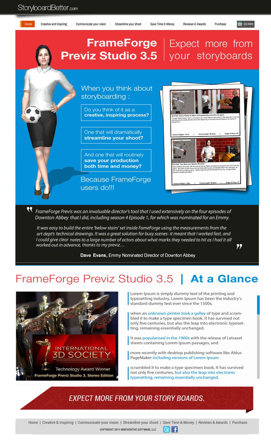 Entry #5 by gauravpatekar for Update Mockup Design for Storyboarding ...