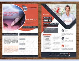 #15 for Design a Flyer, front and back by mostofa1994
