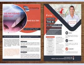 #15 untuk Design a Flyer, front and back oleh mostofa1994