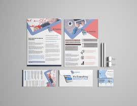 #14 para Design a Flyer, front and back por miNADIM