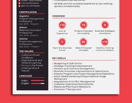 #60 for design a professional infogrpahic CV by MuhammadGfx