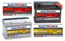 Graphic Design Entri Peraduan #276 for Car Battery Design