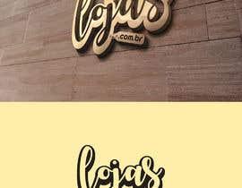 #67 para Design a logo for lojas.com.br por AlphaRex