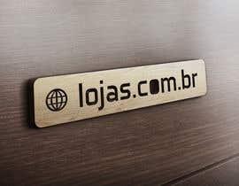 #205 para Design a logo for lojas.com.br por Hossainanik