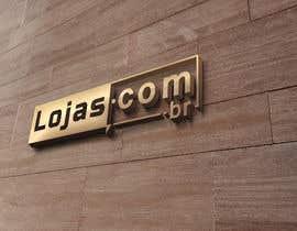 #232 para Design a logo for lojas.com.br por rafiechowdur