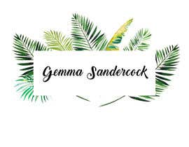 #2 untuk My business name is Gemma Sandercock - Hair and Nail Stylist, my instagram @gs_hairandnailstylist. Its an eco, vegan, organic home salon. I was thinking similar to attached pics but open minded to other ideas. Needs to look good as a shop sign too. oleh valerimod11