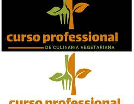 #75 for Need a logo design for a vegetarian cuisine course by easinmdrayhan1
