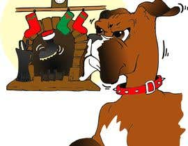 #12 for Boxer Dog drawings  . comedic . . af manikmoon