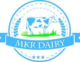 #8 untuk Create a logo for a Dairy Brand oleh nideisnger123