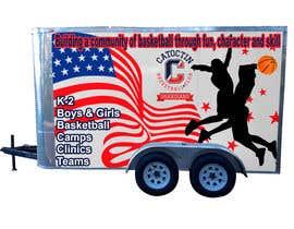 nº 3 pour Enclosed trailer exterior graphics par TheFaisal