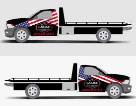Nro 32 kilpailuun Moorefields Garage wrap / logo design käyttäjältä hire4design