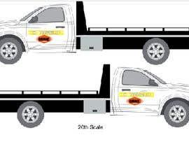 Nro 45 kilpailuun Moorefields Garage wrap / logo design käyttäjältä azharulislam07