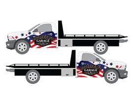 Nro 46 kilpailuun Moorefields Garage wrap / logo design käyttäjältä kmgp