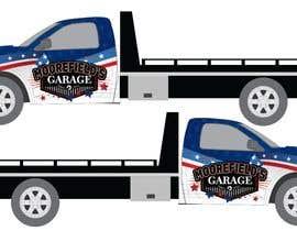 Nro 52 kilpailuun Moorefields Garage wrap / logo design käyttäjältä kmgp