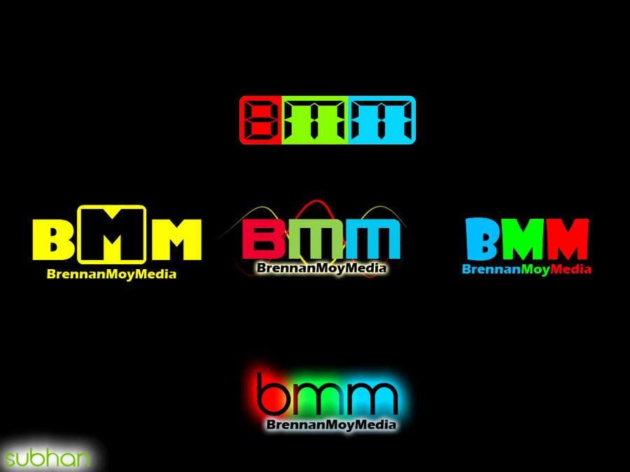 Inscrição nº 301 do Concurso para Logo Design for BrennanMoyMedia