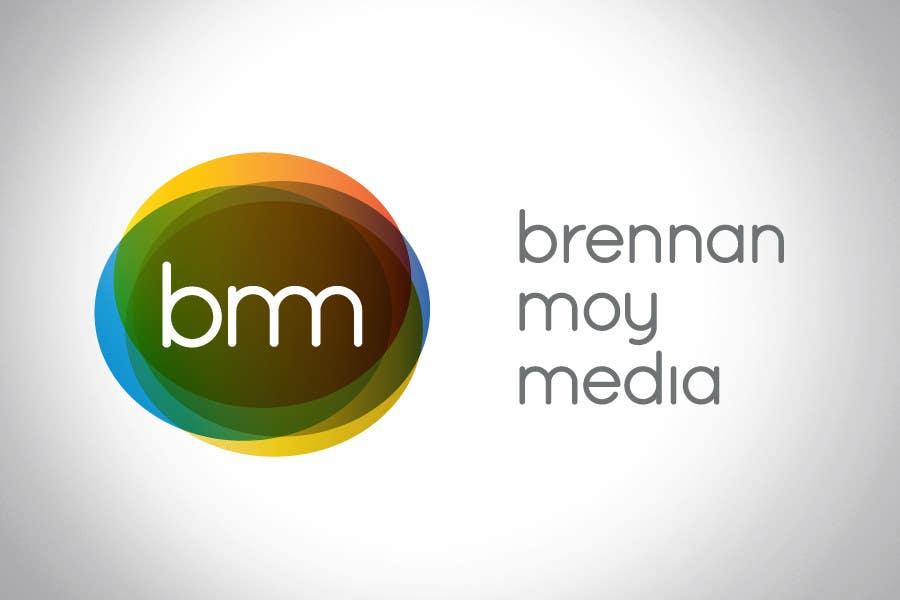 Bài tham dự cuộc thi #295 cho Logo Design for BrennanMoyMedia