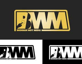 #171 para Logo Design for BrennanMoyMedia por babasdesign