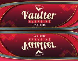 #12 für Vaulter Magazine Feather Flag Design von Fantasygraph
