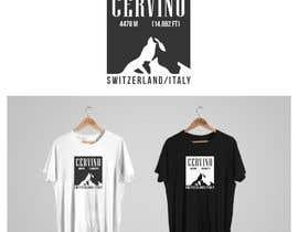 #360 for Design a Mountain T-shirt by davincho1974