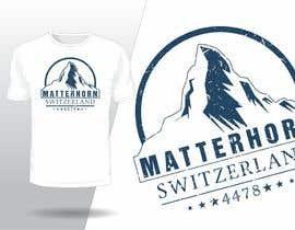 #120 for Design a Mountain T-shirt by fahidyounis