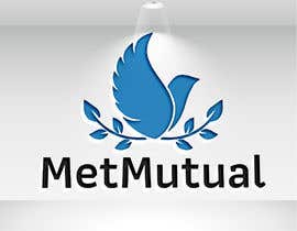 #73 for MetMutual logo design av Tayebjon