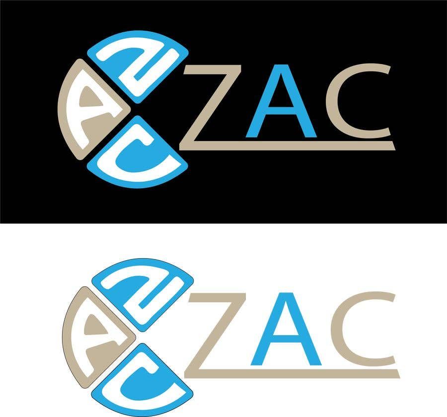 Proposition n°17 du concours need a logo for Zac