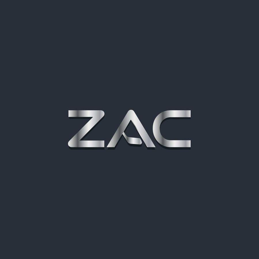 Proposition n°41 du concours need a logo for Zac