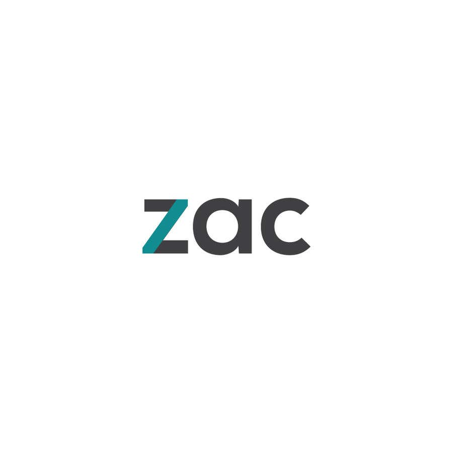 Proposition n°174 du concours need a logo for Zac