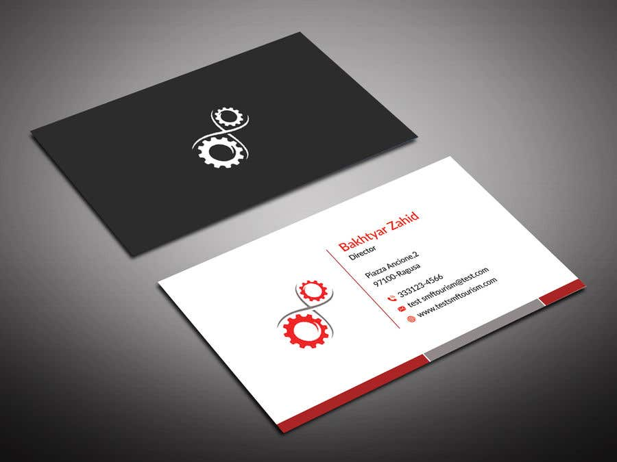 Entry 115 By Pritishsarker For I Need A Business Card Design
