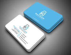 #185 for I need a business card design! Attention grabbing, creative and related to an infosec/cyber security company! (Hacker/security/networks,elegance,creativity) by tanzinaakter097