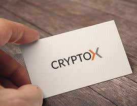 #310 para Logo design for CryptoX por soton75