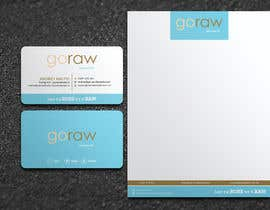 #66 για Business Card & Letterhead από rtaraq