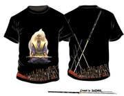 Graphic Design Contest Entry #30 for Samurai T-shirt Design for Cripplejitsu