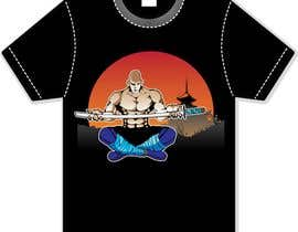 nº 21 pour Samurai T-shirt Design for Cripplejitsu par MyPrints
