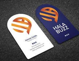 #311 para Business Card for HalaBuzz de Neamotullah