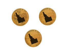 #16 for Design a wooden nickel coin by foujdarswati6