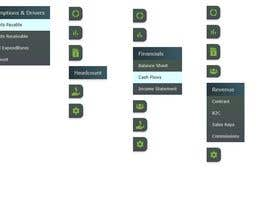 nº 16 pour Design a Sidebar on Webpage + Color Scheme par Heretocreate
