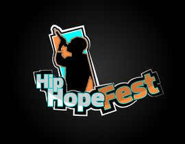 #45 for Logo Update for Hip Hope Fest by hatterwolf