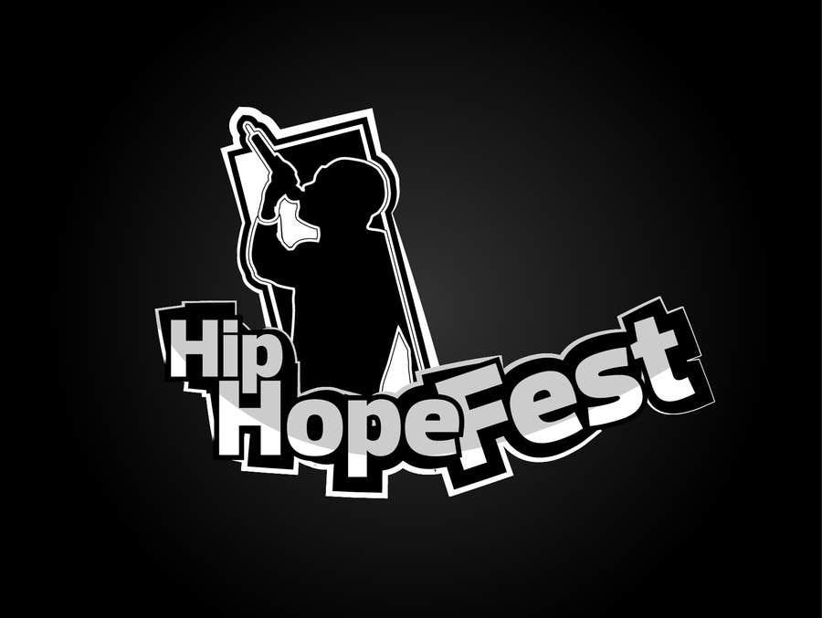 Konkurrenceindlæg #                                        48                                      for                                         Logo Update for Hip Hope Fest